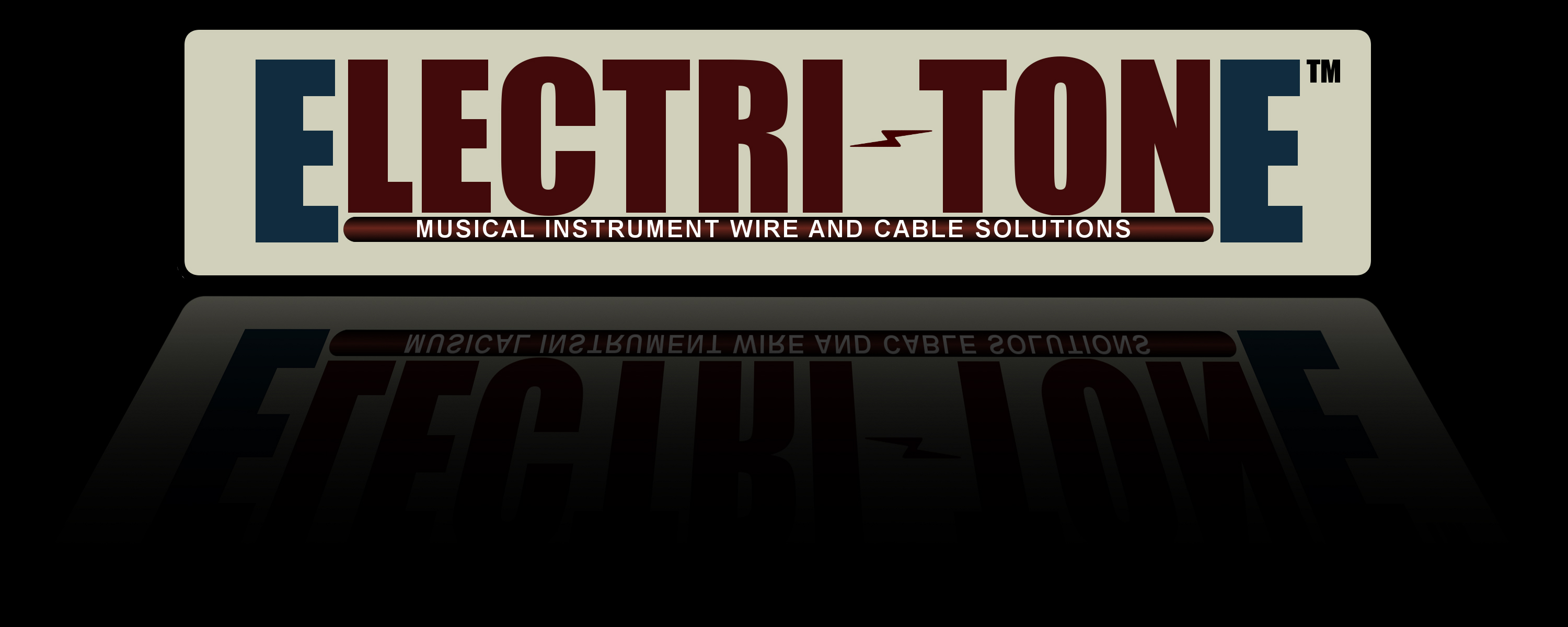 ELECTRI-TONE™ Musical Instrument Wire, Cable and Accessories